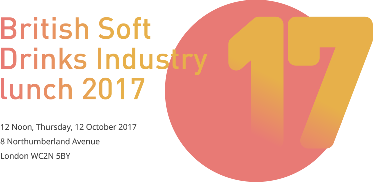 British Soft Drinks Industry Lunch 2017